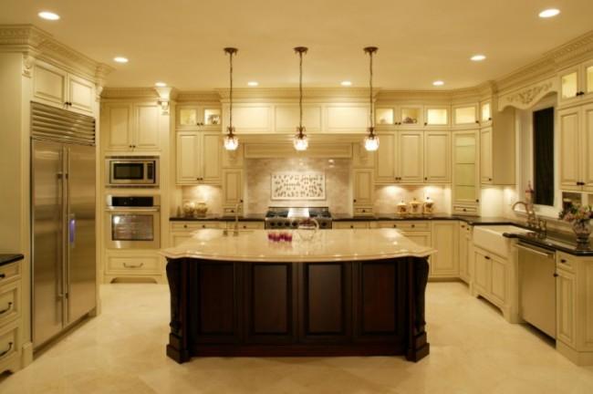 Streeter Electric Granbury Texas White Kitchen Modern